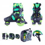 Children's Roller Skating Set Action Darly Boy