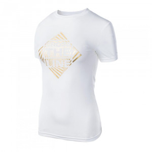 Ladies T-shirts IQ Deyah Wmns, White