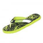 Thongs ELBRUS Marina Wos, Black / Lime