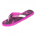Thongs ELBRUS Marina Wos, Black / Purple