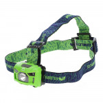 Headlamp ELBRUS Jodalight, Limocrystal print/Jasmine green