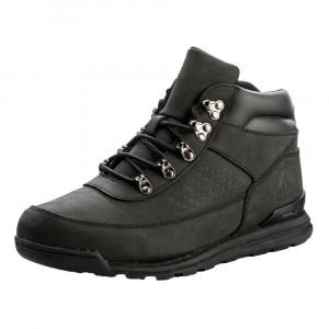 Mens hiking boots ELBRUS Kalem Mid, Black