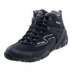 Mens outdoor boots ELBRUS Maash Mid WP, Black