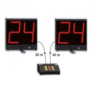 Basketball console FAVERO KIT24s