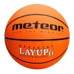 Basketball ball METEOR Layup Nо.6