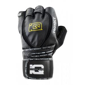 Fitness gloves  IQ Burny, Black