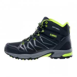 Mens boots ELBRUS Gabby Mid WP, Lime