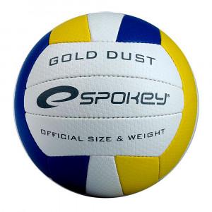 Volleyball ball SPOKEY Gold dust