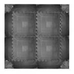 Rubber Floor protector 1,2 cm inSPORTline