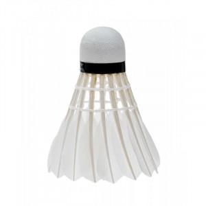 Badminton shuttlecocks HI-TEC Flaya, White