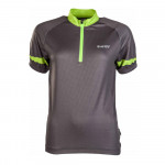 Cycling T-shirt HI-TEC Gaute, Green