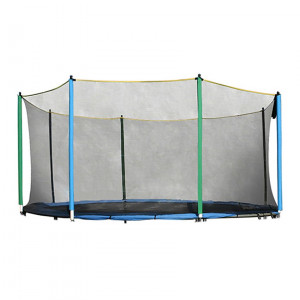 Safety net without tubes 457 cm 5 leg