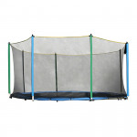 Safety net without tubes 244 cm