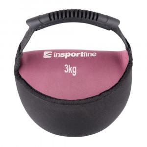 Neprene dumbbell inSPORTline Bell-bag 3 kg