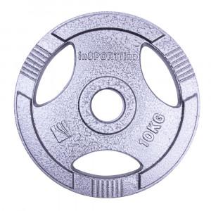 Cast iron Plate inSPORTline Hamerton 10 kg
