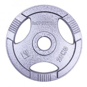 Cast iron Plate inSPORTline Hamerton 20 kg