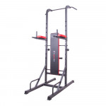 Multifunctional Dip Station inSPORTline Power Tower X150