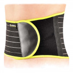 inSPORTline magnetic bamboo waist support