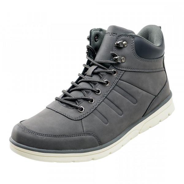 Mens outdoor boots IGUANA Iraz Mid, Grey