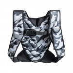 Weighted Vest inSPORTline Klaper 5kg, Camouflage