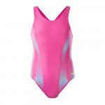 Juniors swimsuit AQUAWAVE Trenia JR, Rose violet
