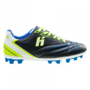 Football boots HUARI Dani Jr AG, Dark grey