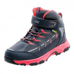 Juniors Boots ELBRUS Savas Mid WP Jr, Grey