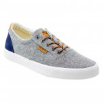 Mens casual shoes IGUANA Olten, Grey