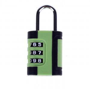 Padlock ELBRUS Poan Lock, Green