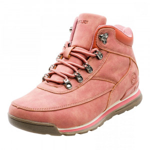 Womens casual boots IGUANA Kodika Mid W, Pink