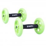 Exercise Wheel inSPORTline AB Roller Double
