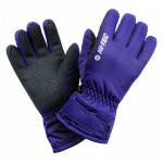 Womens winter gloves HI-TEC Lady Galena, Astral Aura
