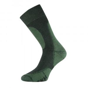 Тhermo socks LASTING TKH, Green