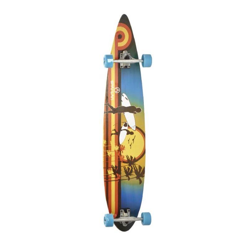 c9de59c6fd LONGBOARD SPARTAN 46 SURFS UP