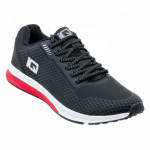 Mens sneakers IQ Sorie, Black/Red