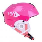 Ski helmet HI-TEC Tirolli Jr, Pink