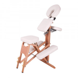 Massage Chair inSPORTline Massy wooden