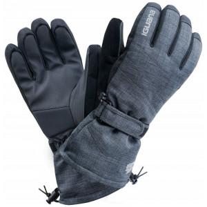 Mens gloves IGUANA Axel, Black