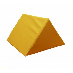 Soft module for active play - isosceles triangle 400 x 200 mm