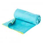 Microfibre towel AQUAWAVE Menomi, Turquoise