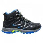 Mens boots HI-TEC Reiko Mid WP, Black/Grey