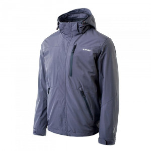 Mens jacket HI-TEC Waldo 3in 1 nine iron