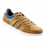 Mens sneakers IGUANA Owen Camel