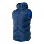 Mens winter vest HI-TEC Calisto, Blue