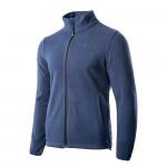 Mens fleece jacket HI-TEC Henis, Navy
