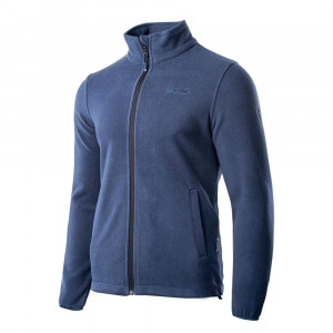 Mens fleece jacket HI-TEC Henis, Navy
