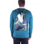 Backpack inSPORTline Galaktik, Green