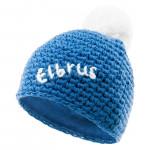 Mens winter hat ELBRUS Hobro, Blue