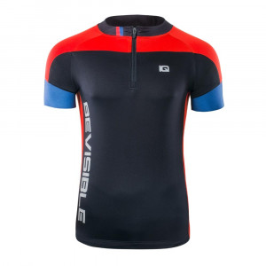 Mens jersey with full zip IQ Ruven