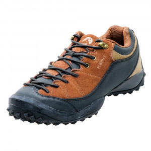 Mens hiking shoes ELBRUS Sangan, Brown